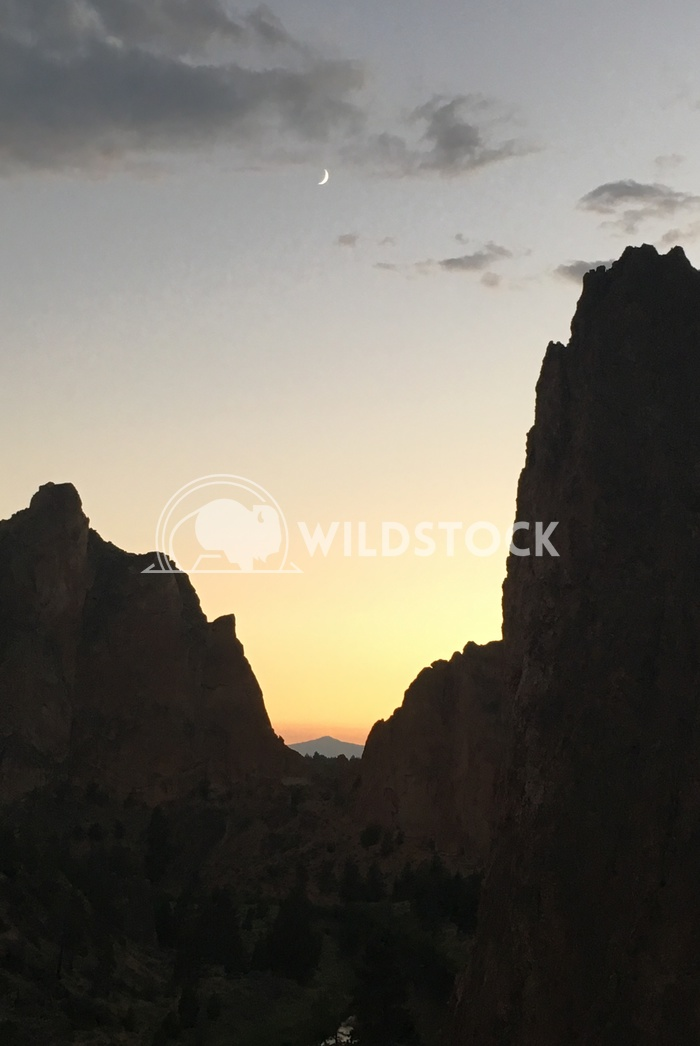 Smith Rock Sunset Damon Yeh