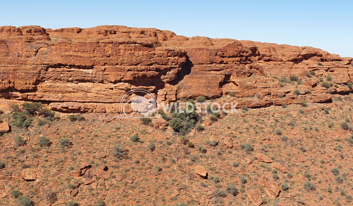 Kings Canyon, Australia 9 Alexander Ludwig Landscape of the Kings Canyon, Outback of Australia