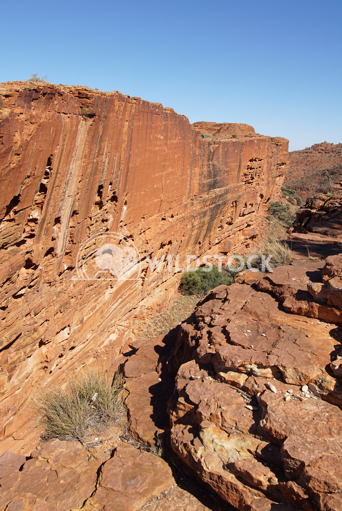 Kings Canyon, Australia 13 Alexander Ludwig Landscape of the Kings Canyon, Outback of Australia
