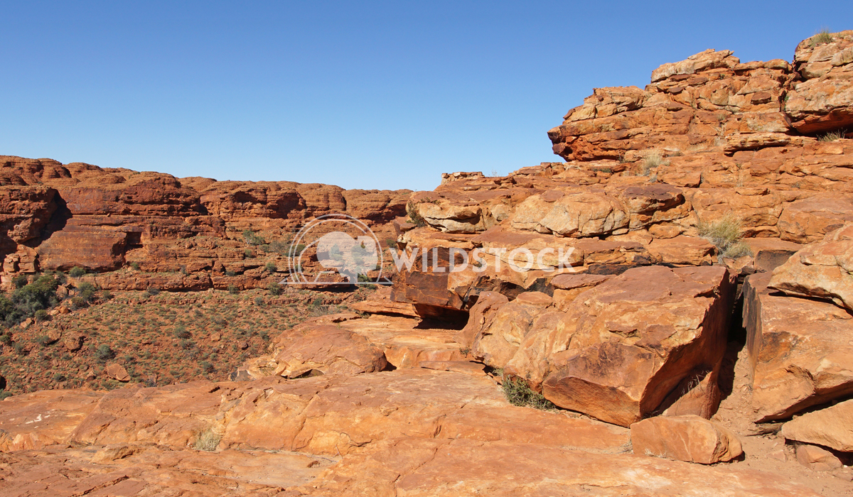 Kings Canyon, Australia 18 Alexander Ludwig Landscape of the Kings Canyon, Outback of Australia