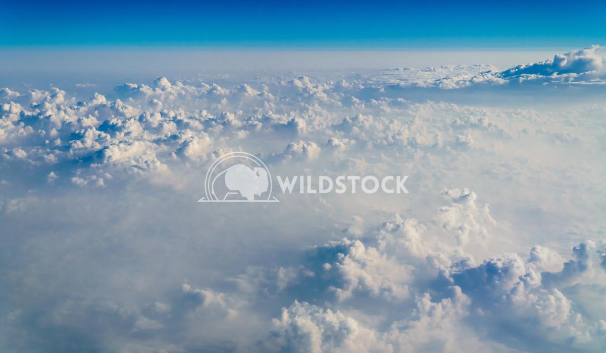 Beautiful Earth Clouds Sky And Blue Horizon Radu Bercan Beautiful Landscape Of Earth Clouds And Blue Horizon