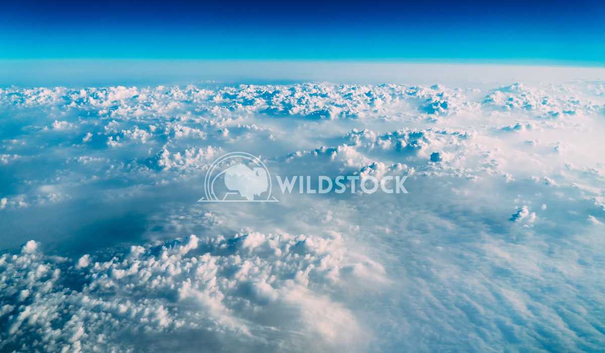 Landscape Of Earth Clouds And Horizon Radu Bercan Beautiful Landscape Of Earth Clouds And Blue Horizon