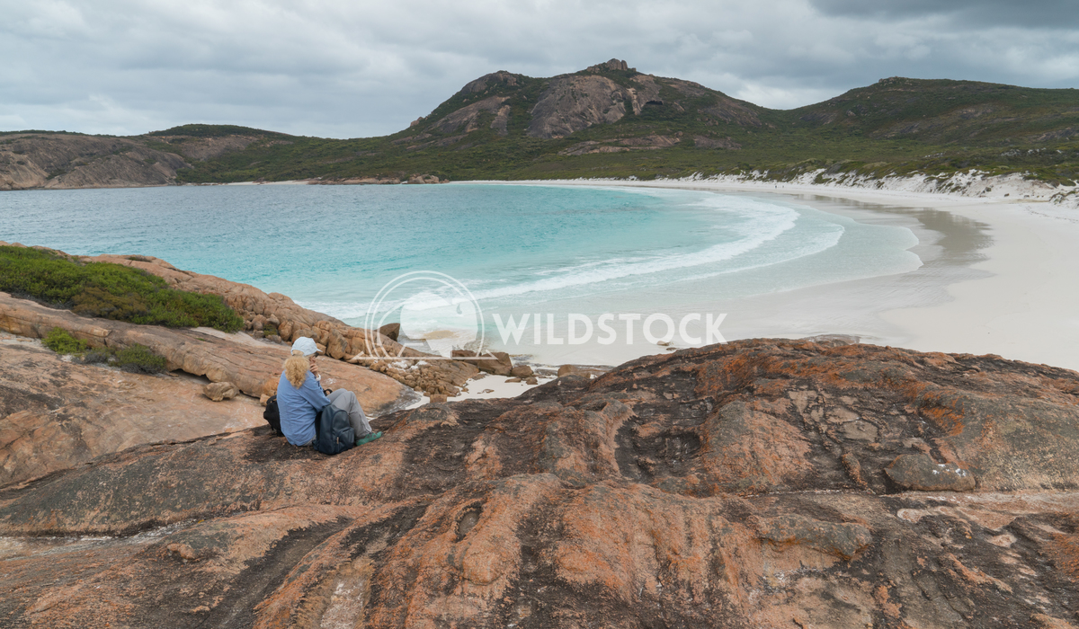 Thistle Cove, Cape Le Grand National Park, Western Australia 5 Alexander Ludwig White beach of Thistle Cove on an overca