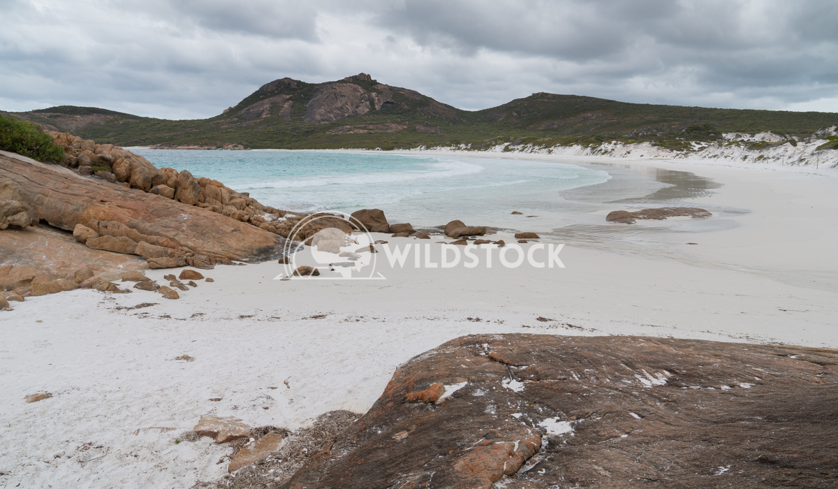 Thistle Cove, Cape Le Grand National Park, Western Australia 7 Alexander Ludwig White beach of Thistle Cove on an overca