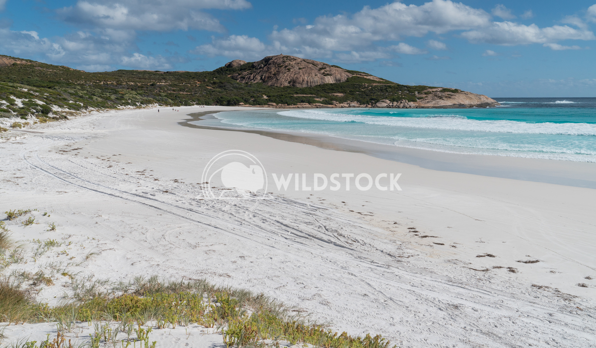 Wharton Beach, Cape Le Grand National Park, Western Australia 2 Alexander Ludwig White Wharton Beach on a summer day, on