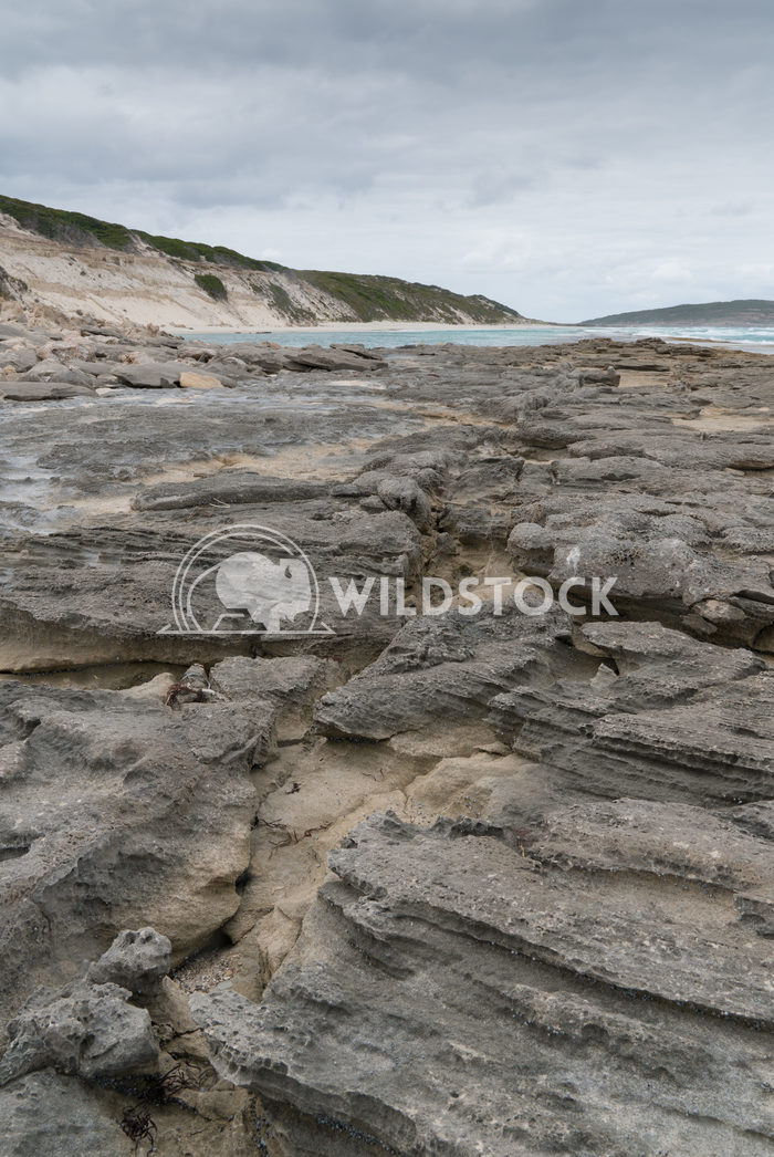 Nine Mile Beach close to Esperance, Australia 1 Alexander Ludwig Nine Mile Beach close to Esperance on an overcast day,