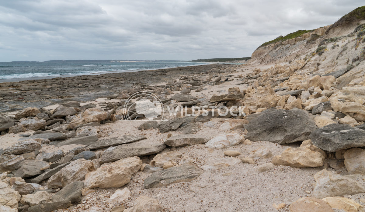 Nine Mile Beach close to Esperance, Australia 3 Alexander Ludwig Nine Mile Beach close to Esperance on an overcast day,