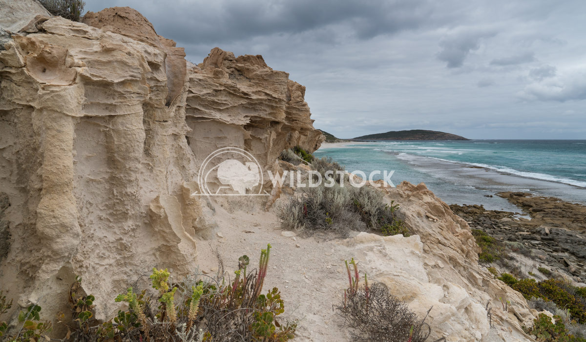 Nine Mile Beach close to Esperance, Australia 6 Alexander Ludwig Nine Mile Beach close to Esperance on an overcast day,