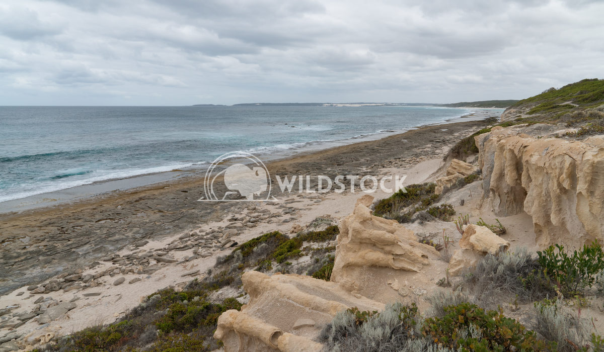 Nine Mile Beach close to Esperance, Australia 7 Alexander Ludwig Nine Mile Beach close to Esperance on an overcast day,