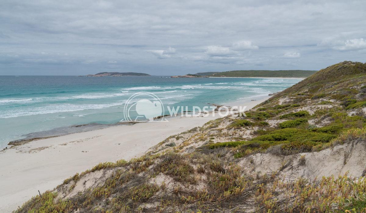 Fourth Beach close to Esperance, Australia 2 Alexander Ludwig Fourth Beach close to Esperance on an overcast day, Wester