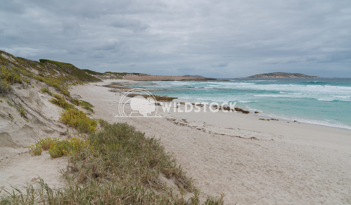 Fourth Beach close to Esperance, Australia 1 Alexander Ludwig Fourth Beach close to Esperance on an overcast day, Wester