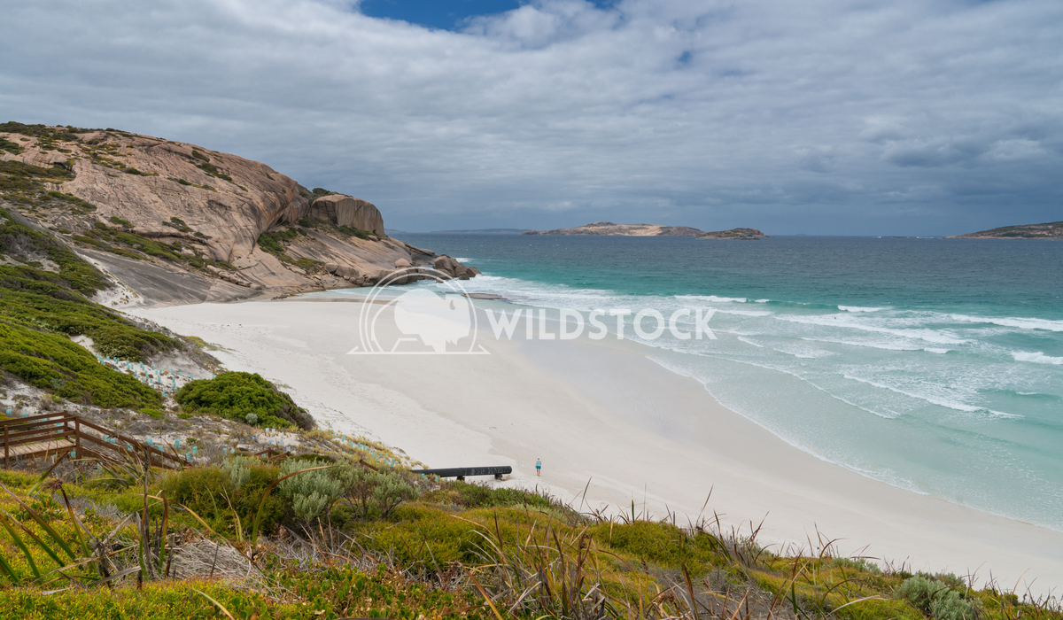 West Beach, Esperance, Western Australia 2 Alexander Ludwig West Beach close to Esperance on an overcast day, Western Au