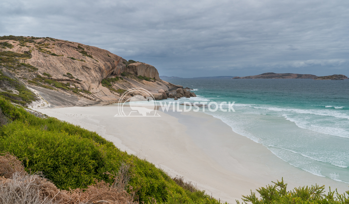 West Beach, Esperance, Western Australia 4 Alexander Ludwig West Beach close to Esperance on an overcast day, Western Au