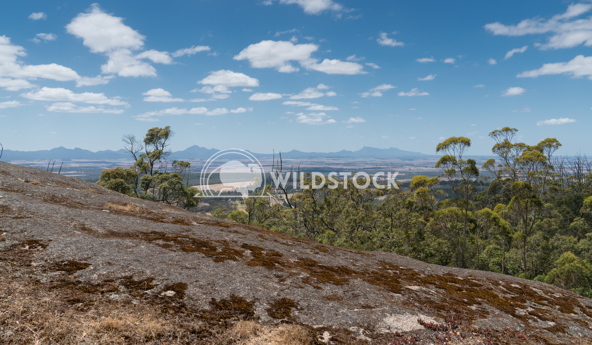 Porongurup National Park, Western Australia 4 Alexander Ludwig Panoramic view from the Castle Rock over the landscape of