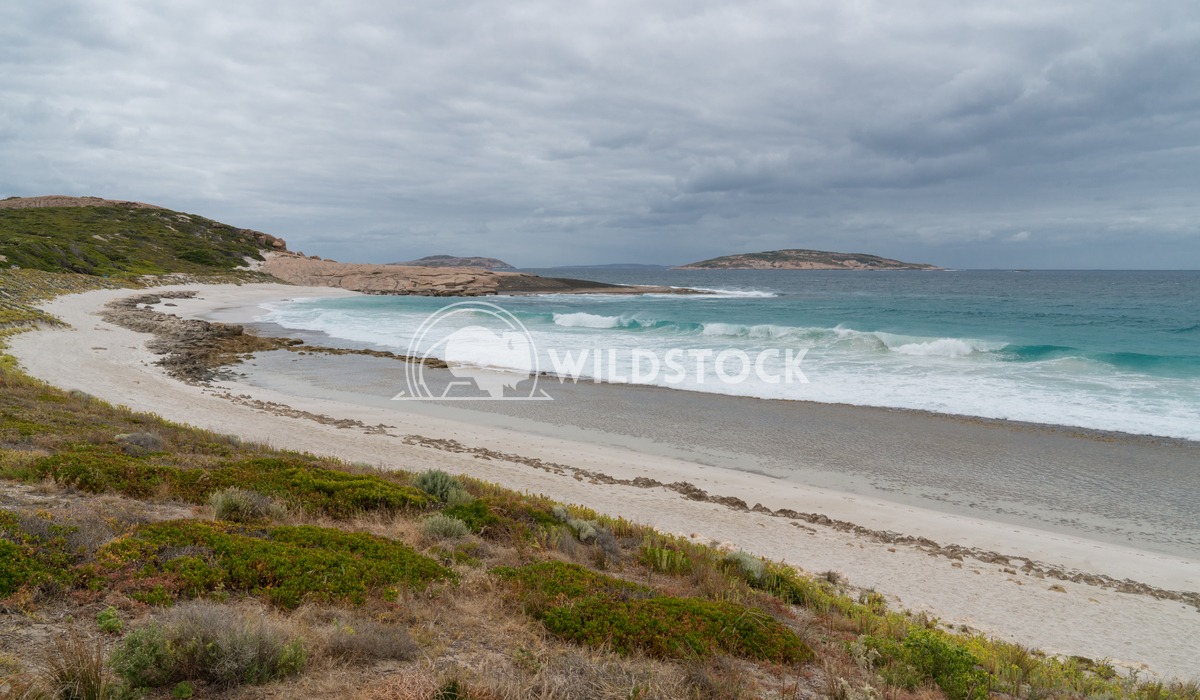 Salmon Beach close to Esperance, Western Australia 3 Alexander Ludwig Salmon Beach close to Esperance on an overcast day