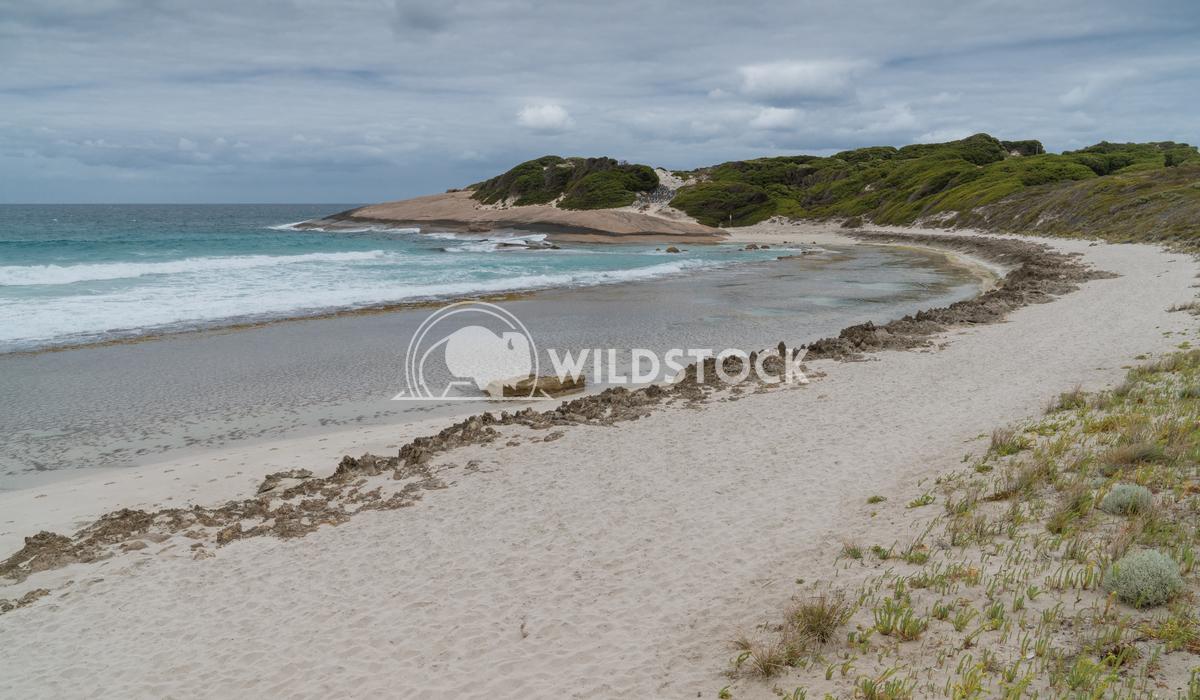 Salmon Beach close to Esperance, Western Australia 2 Alexander Ludwig Salmon Beach close to Esperance on an overcast day