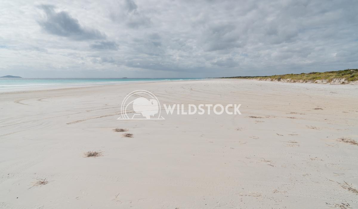 Le Grand Beach, Cape Le Grand National Park, Western Australia 1 Alexander Ludwig White Le Grand Beach on an overcast da