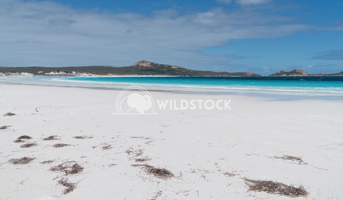Lucky Bay, Cape Le Grand National Park, Western Australia 2 Alexander Ludwig White beach of Lucky Bay on an overcast day