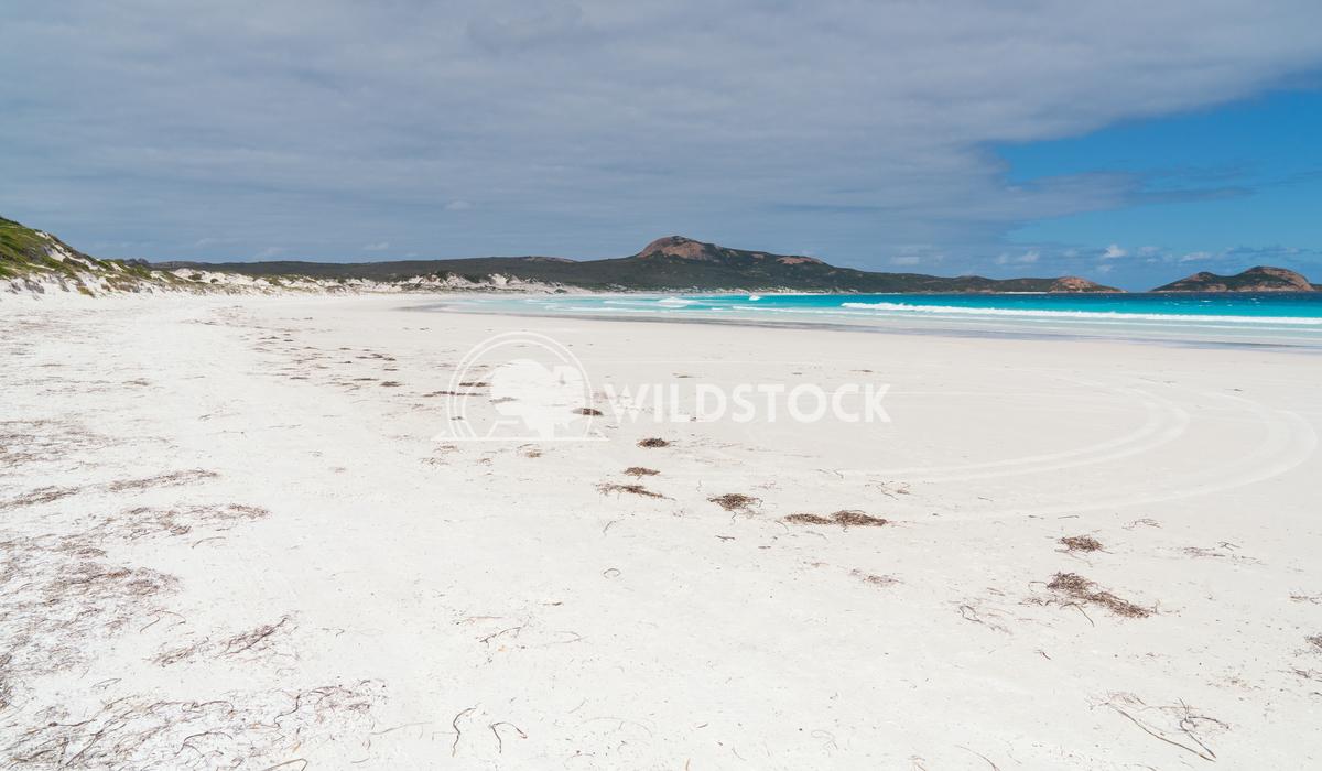 Lucky Bay, Cape Le Grand National Park, Western Australia 3 Alexander Ludwig White beach of Lucky Bay on an overcast day