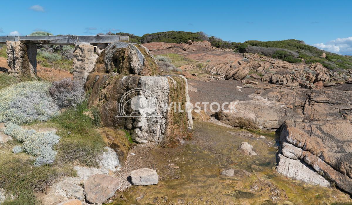 Old watermill, Cape Leeuwin, Western Australia 2 Alexander Ludwig Old watermill on the coast of Cape Leeuwin, Western Au