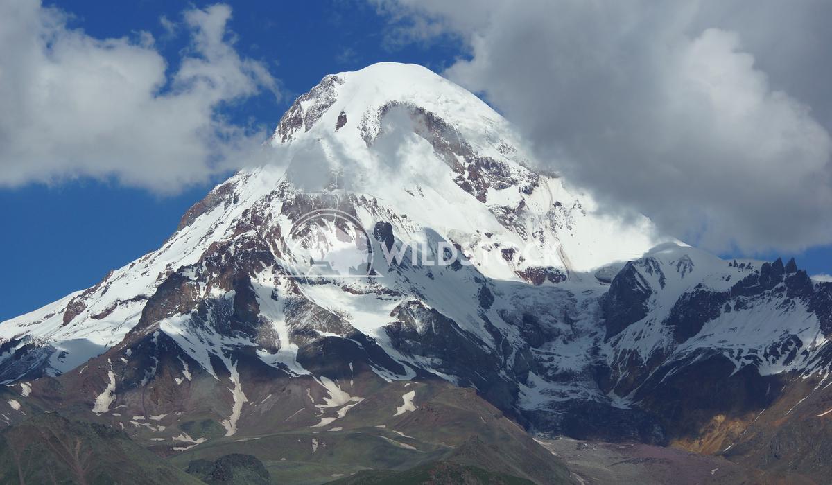 Mount Kazbek, Georgia, Europe 12 Alexander Ludwig Mount Kazbek, Stepantsminda, Georgia, Europe