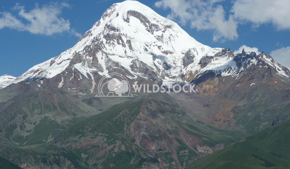 Mount Kazbek, Georgia, Europe 11 Alexander Ludwig Mount Kazbek, Stepantsminda, Georgia, Europe