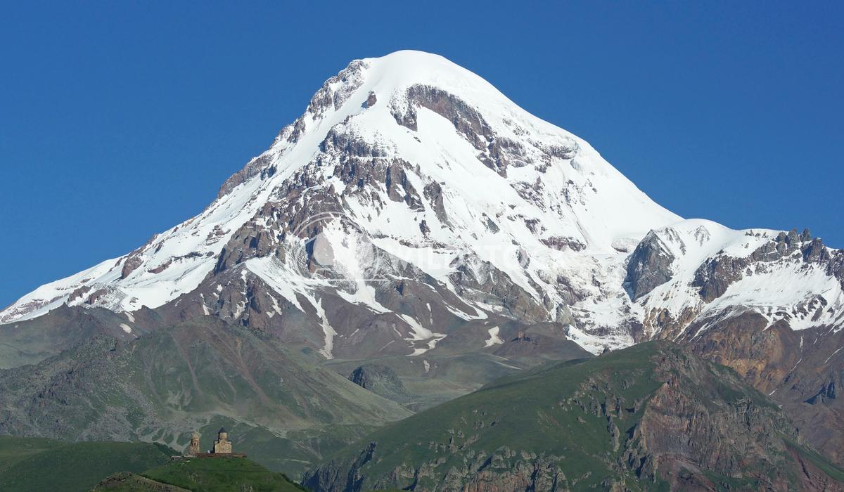 Mount Kazbek, Georgia, Europe 10 Alexander Ludwig Mount Kazbek, Stepantsminda, Georgia, Europe