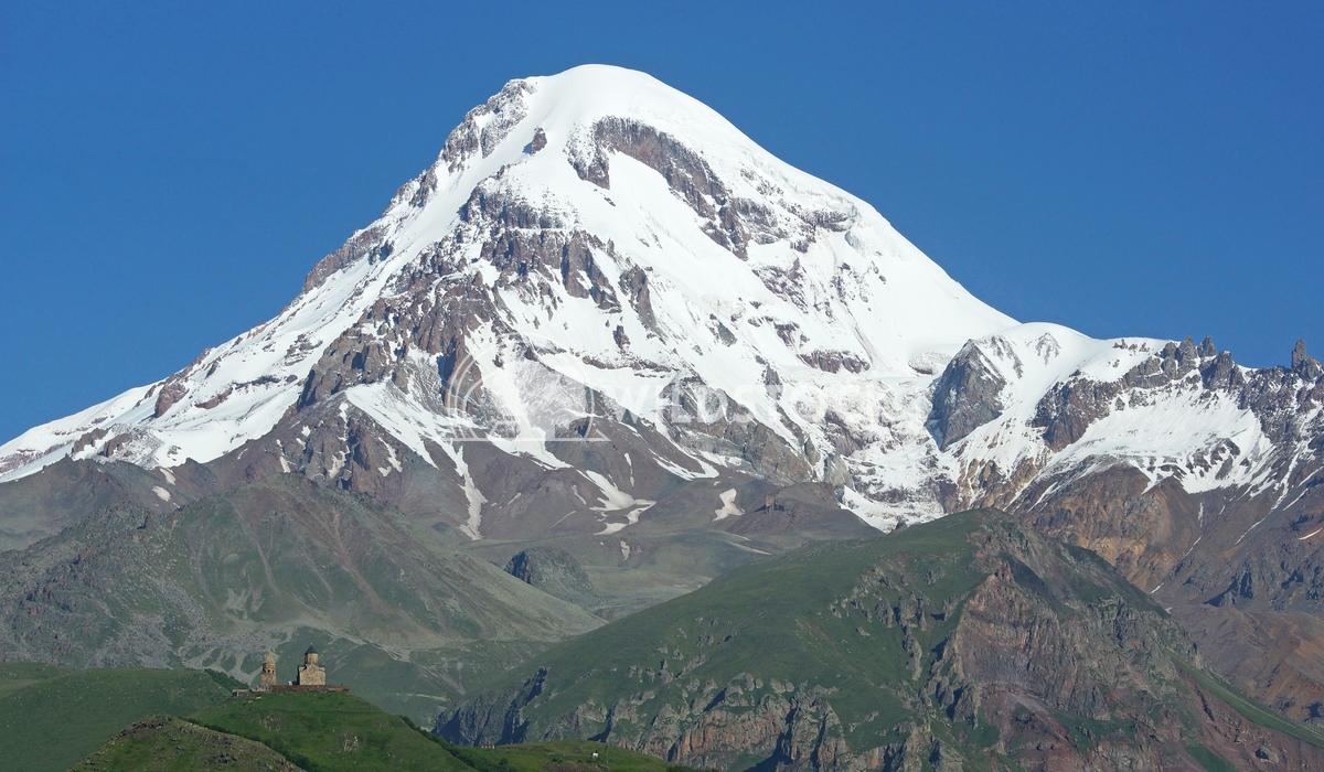 Mount Kazbek, Georgia, Europe 9 Alexander Ludwig Mount Kazbek, Stepantsminda, Georgia, Europe