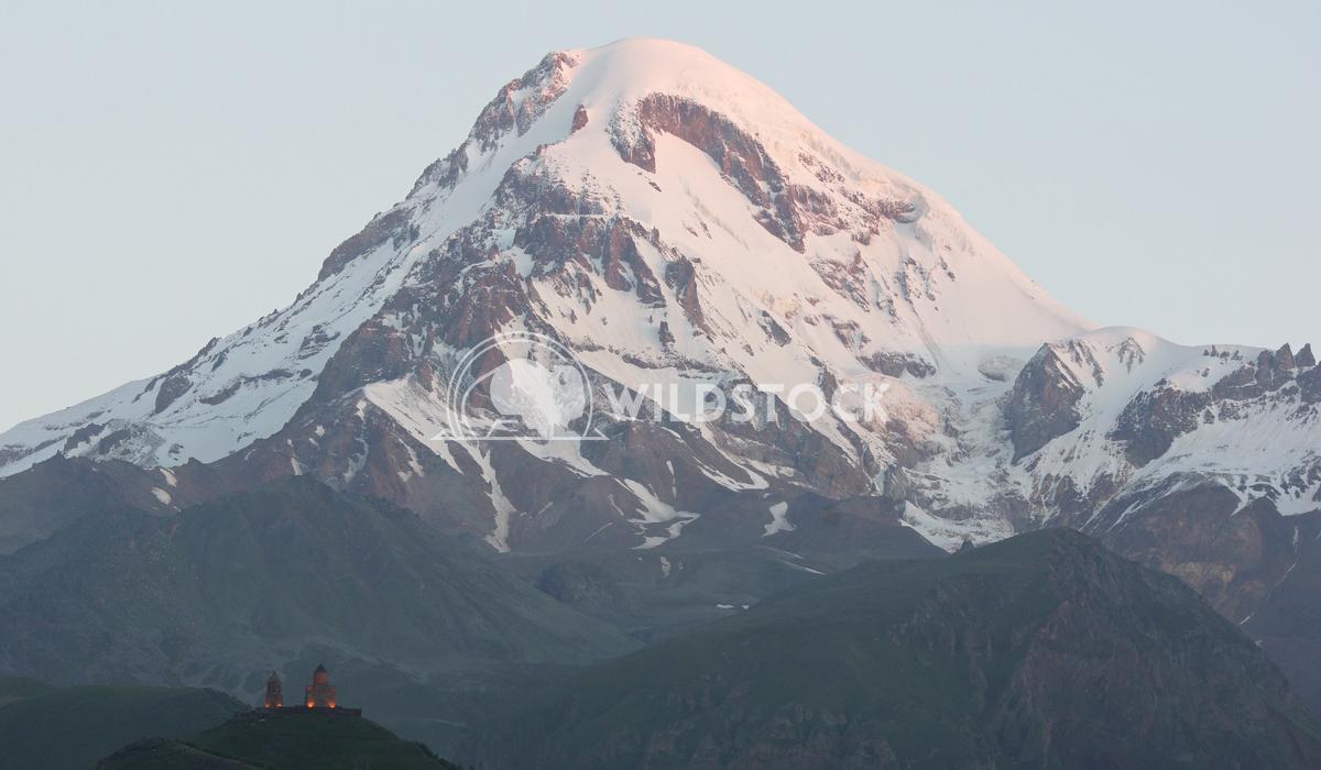 Mount Kazbek, Georgia, Europe 4 Alexander Ludwig Mount Kazbek, Stepantsminda, Georgia, Europe