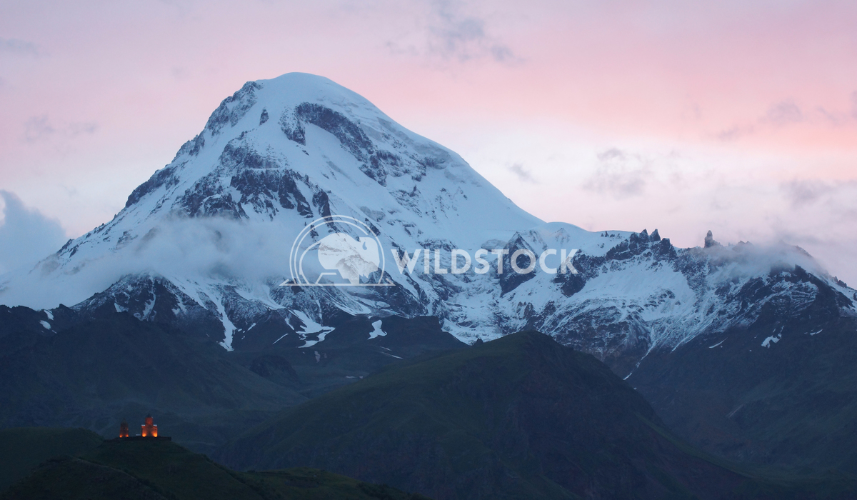 Mount Kazbek, Georgia, Europe 2 Alexander Ludwig Mount Kazbek, Stepantsminda, Georgia, Europe