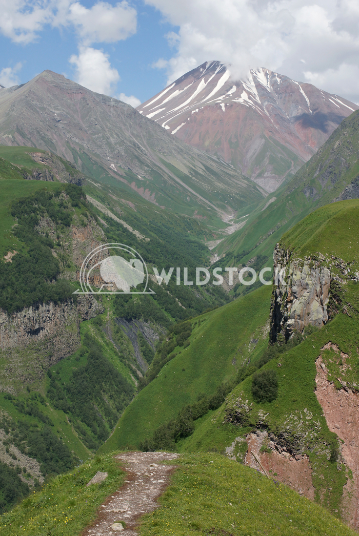 Cross pass, Caucasus Mountains, Georgia 2 Alexander Ludwig Landscape on the Cross pass, Caucasus Mountains, Georgia