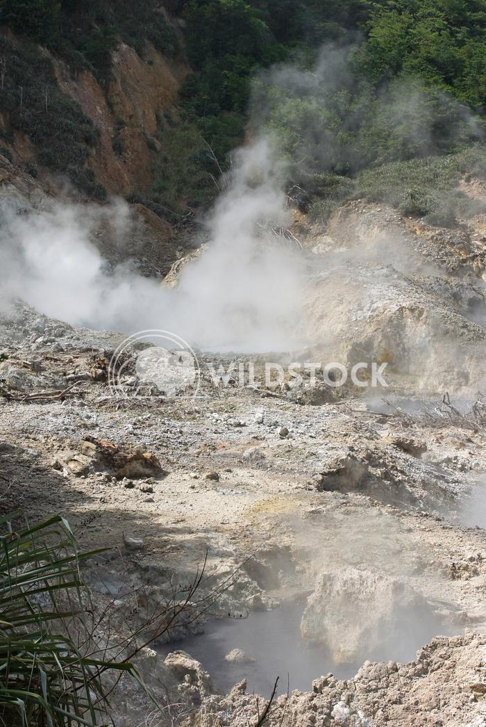 Sulphur Springs, Soufrière, Saint Lucia 3 Alexander Ludwig Sulphur Springs, volcano close to Soufrière, Saint Lucia, Car