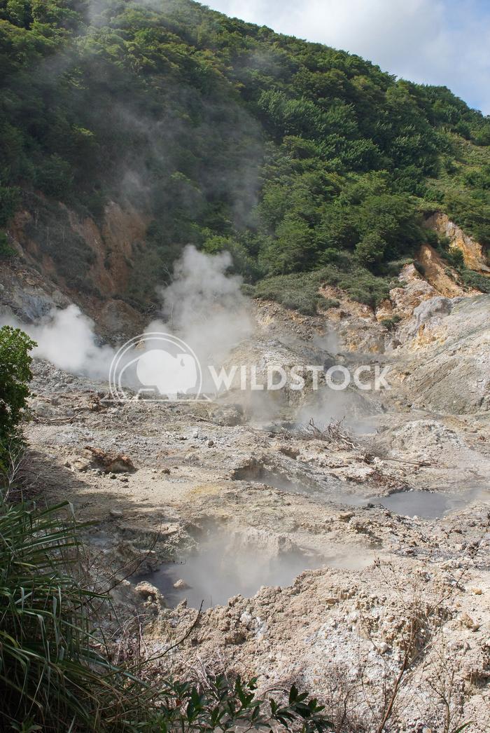 Sulphur Springs, Soufrière, Saint Lucia 2 Alexander Ludwig Sulphur Springs, volcano close to Soufrière, Saint Lucia, Car
