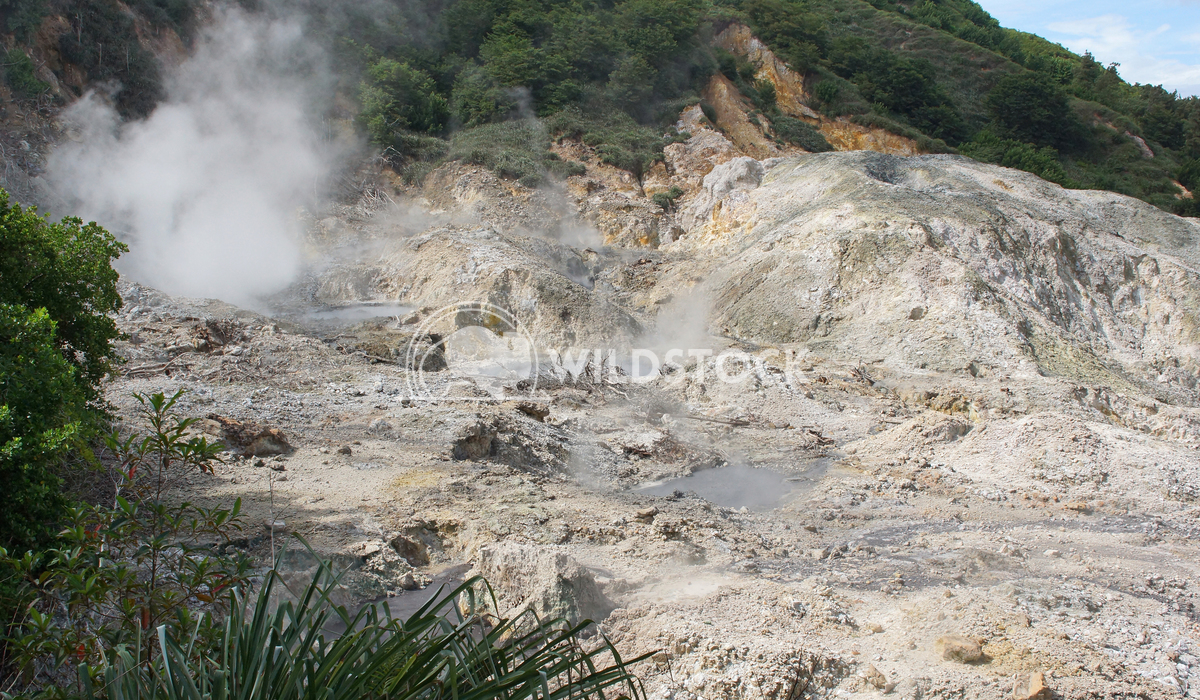 Sulphur Springs, Soufrière, Saint Lucia 1 Alexander Ludwig Sulphur Springs, volcano close to Soufrière, Saint Lucia, Car