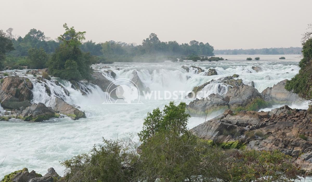 Khone Phapheng Waterfalls, Laos, Asia 1 Alexander Ludwig Khone Phapheng Waterfalls, Mekong River, Laos, Asia