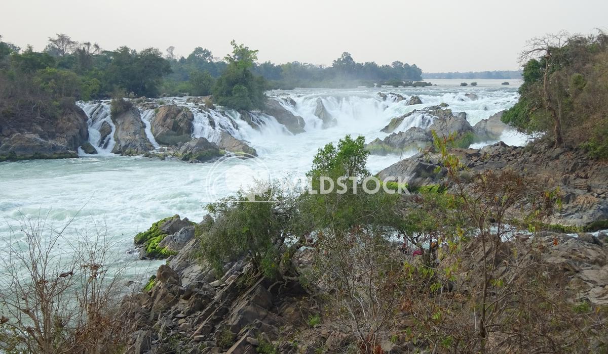 Khone Phapheng Waterfalls, Laos, Asia 2 Alexander Ludwig Khone Phapheng Waterfalls, Mekong River, Laos, Asia