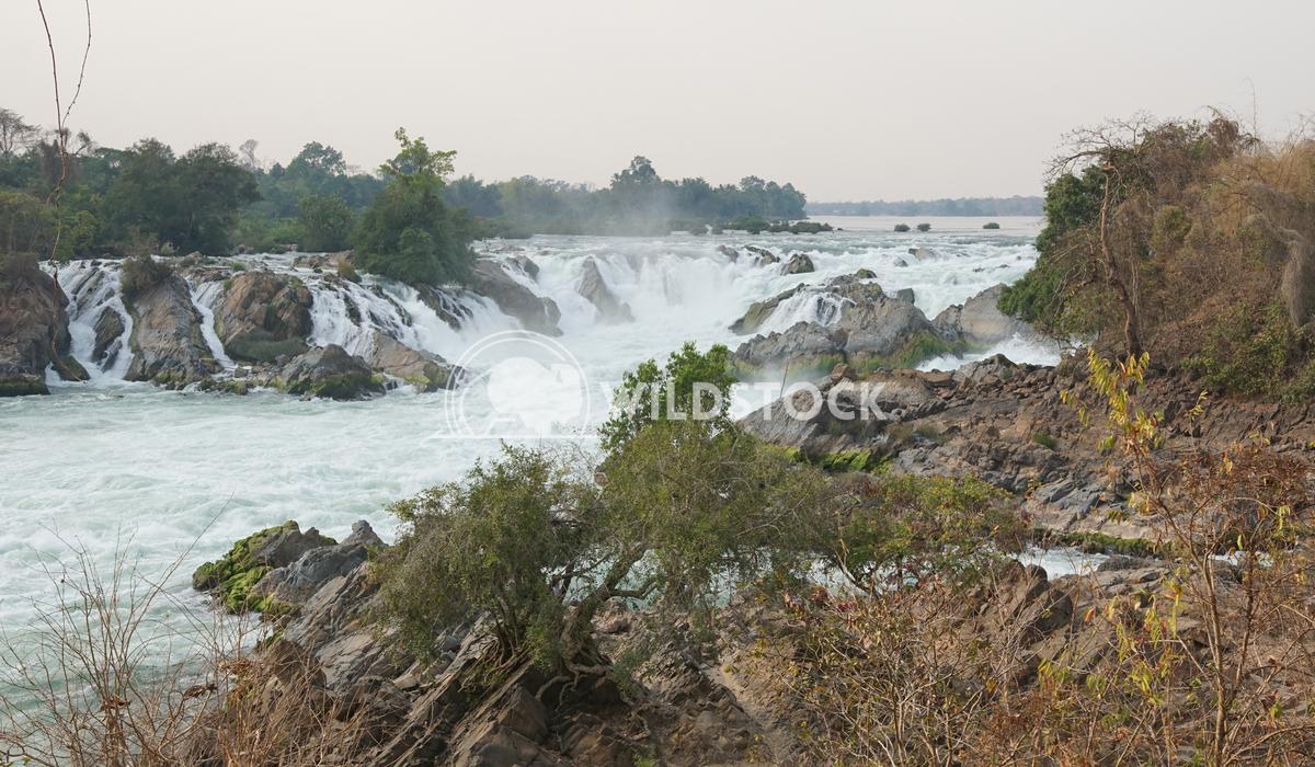 Khone Phapheng Waterfalls, Laos, Asia 3 Alexander Ludwig Khone Phapheng Waterfalls, Mekong River, Laos, Asia