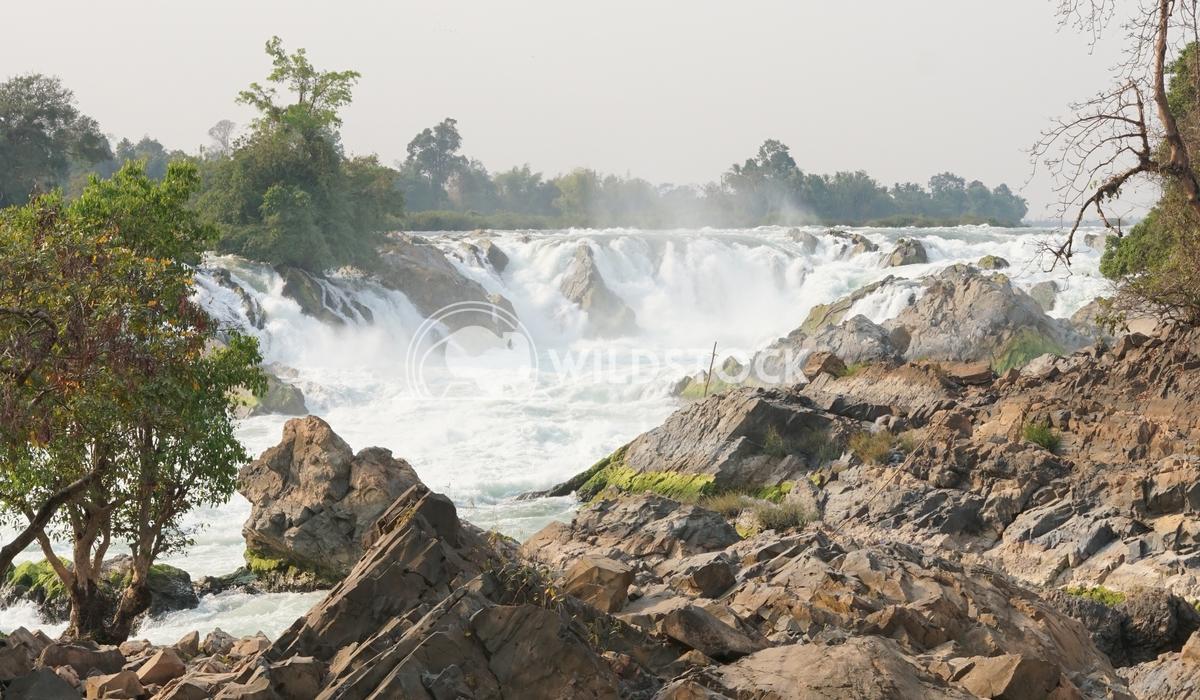 Khone Phapheng Waterfalls, Laos, Asia 4 Alexander Ludwig Khone Phapheng Waterfalls, Mekong River, Laos, Asia