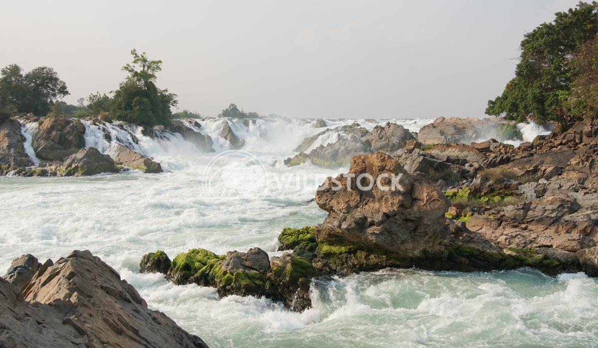 Khone Phapheng Waterfalls, Laos, Asia 5 Alexander Ludwig Khone Phapheng Waterfalls, Mekong River, Laos, Asia