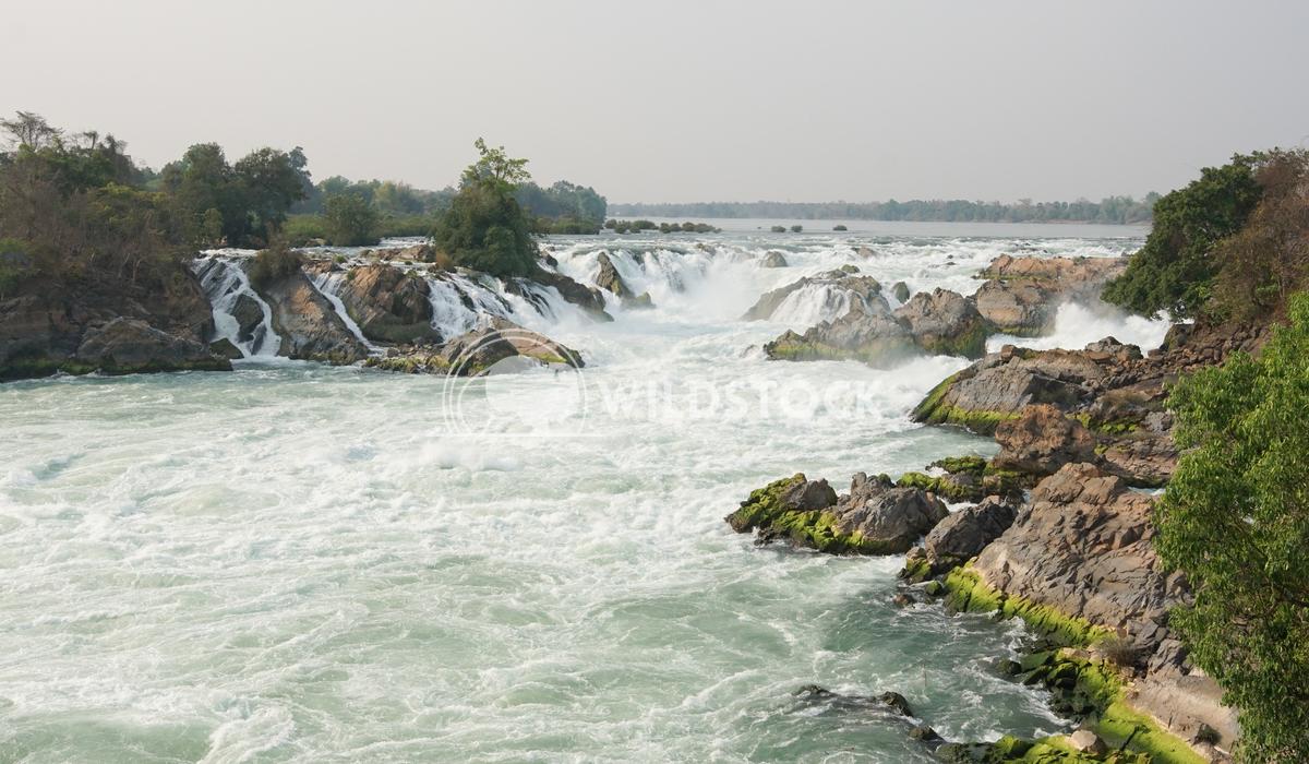 Khone Phapheng Waterfalls, Laos, Asia 8 Alexander Ludwig Khone Phapheng Waterfalls, Mekong River, Laos, Asia