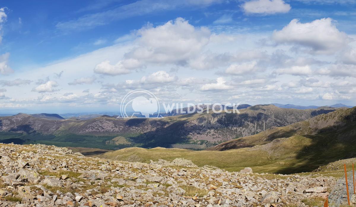 Lake District. Western Fells. Mike Shield