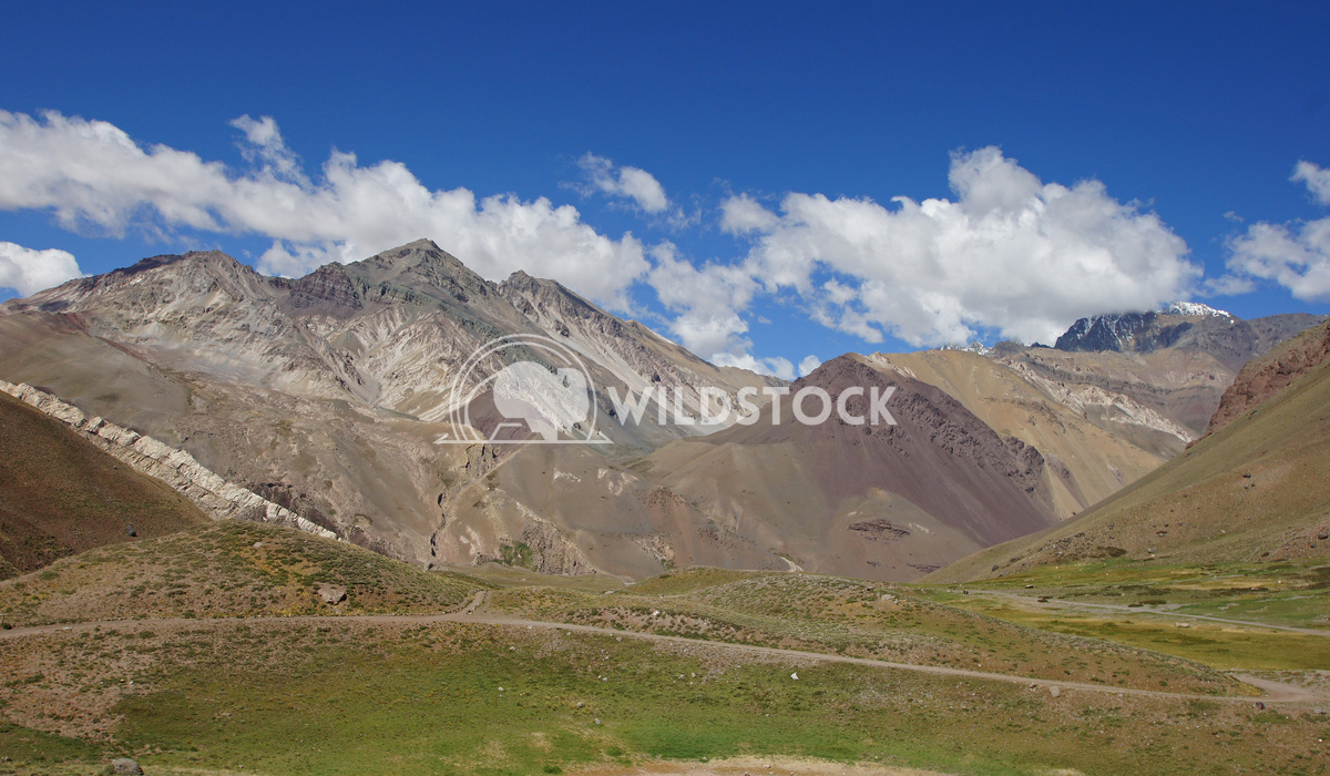 NP Aconcagua, Andes Mountains, Argentina 6 Alexander Ludwig Landscape within the Aconcagua National Park, Andes Mountain