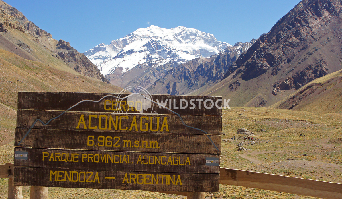 NP Aconcagua, Andes Mountains, Argentina 3 Alexander Ludwig Landscape within the Aconcagua National Park, Andes Mountain