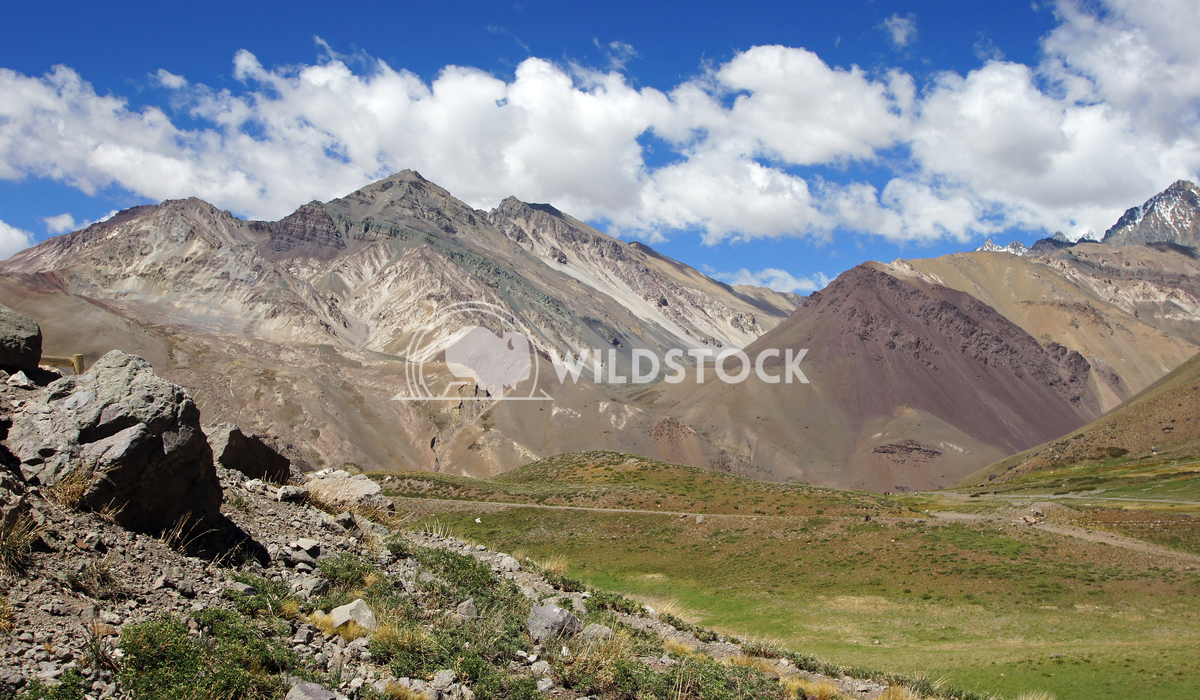 NP Aconcagua, Andes Mountains, Argentina 2 Alexander Ludwig Landscape within the Aconcagua National Park, Andes Mountain