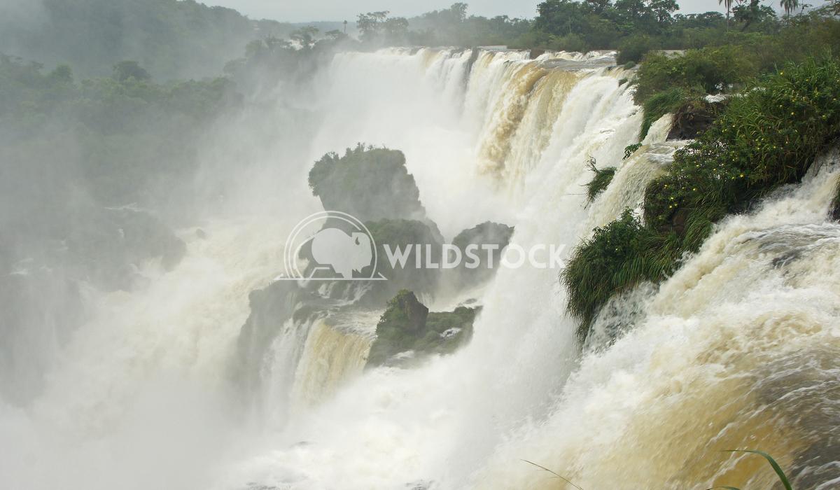 Waterfalls of Iguazu, Argentina 2 Alexander Ludwig Waterfalls of Iguazu, one of the biggest in the world, Argentina, Sou