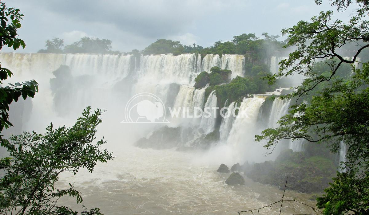 Waterfalls of Iguazu, Argentina 3 Alexander Ludwig Waterfalls of Iguazu, one of the biggest in the world, Argentina, Sou