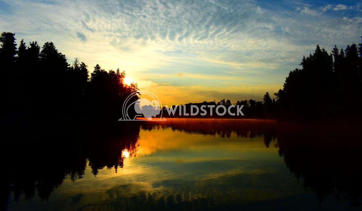 Sunrise over Blind bay Gordon Lindgren