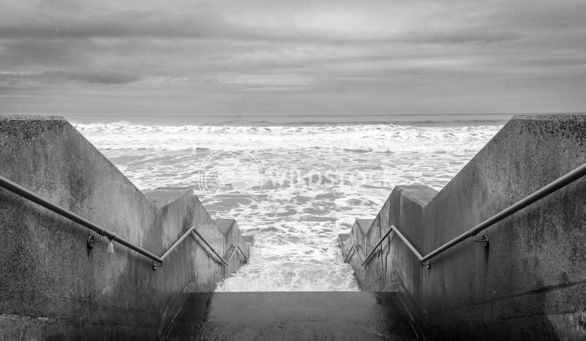 Steps to the sea Keith Hunter