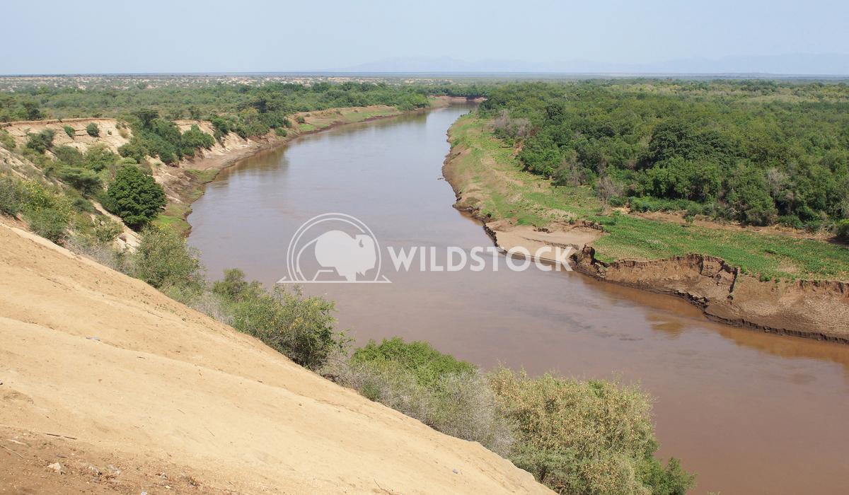Omo River, Ethiopia, Africa 1 Alexander Ludwig Landscape of Omo River, Ethiopia, Africa