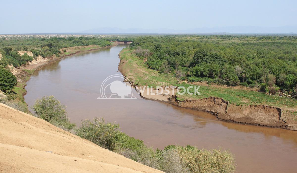 Omo River, Ethiopia, Africa 2 Alexander Ludwig Landscape of Omo River, Ethiopia, Africa